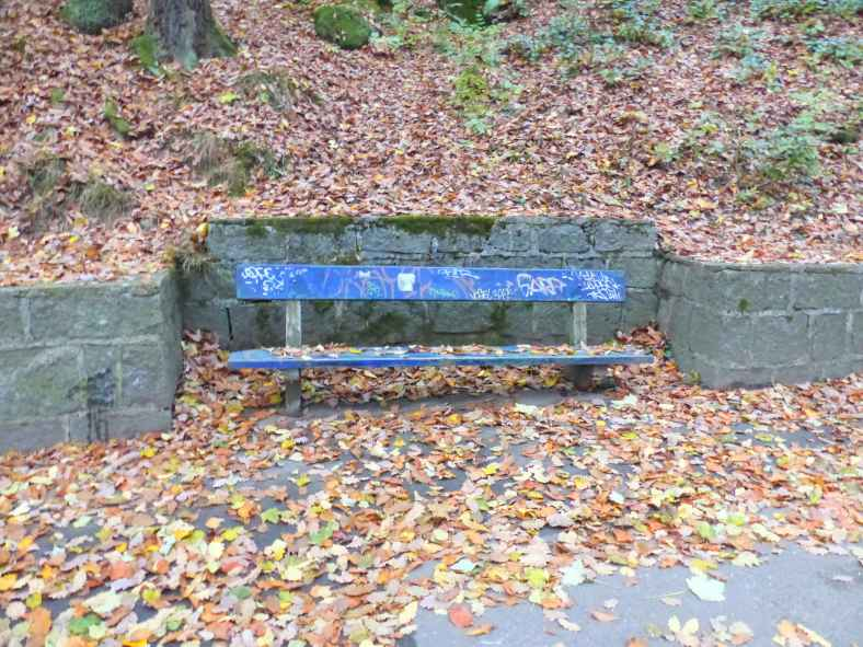 prague bench